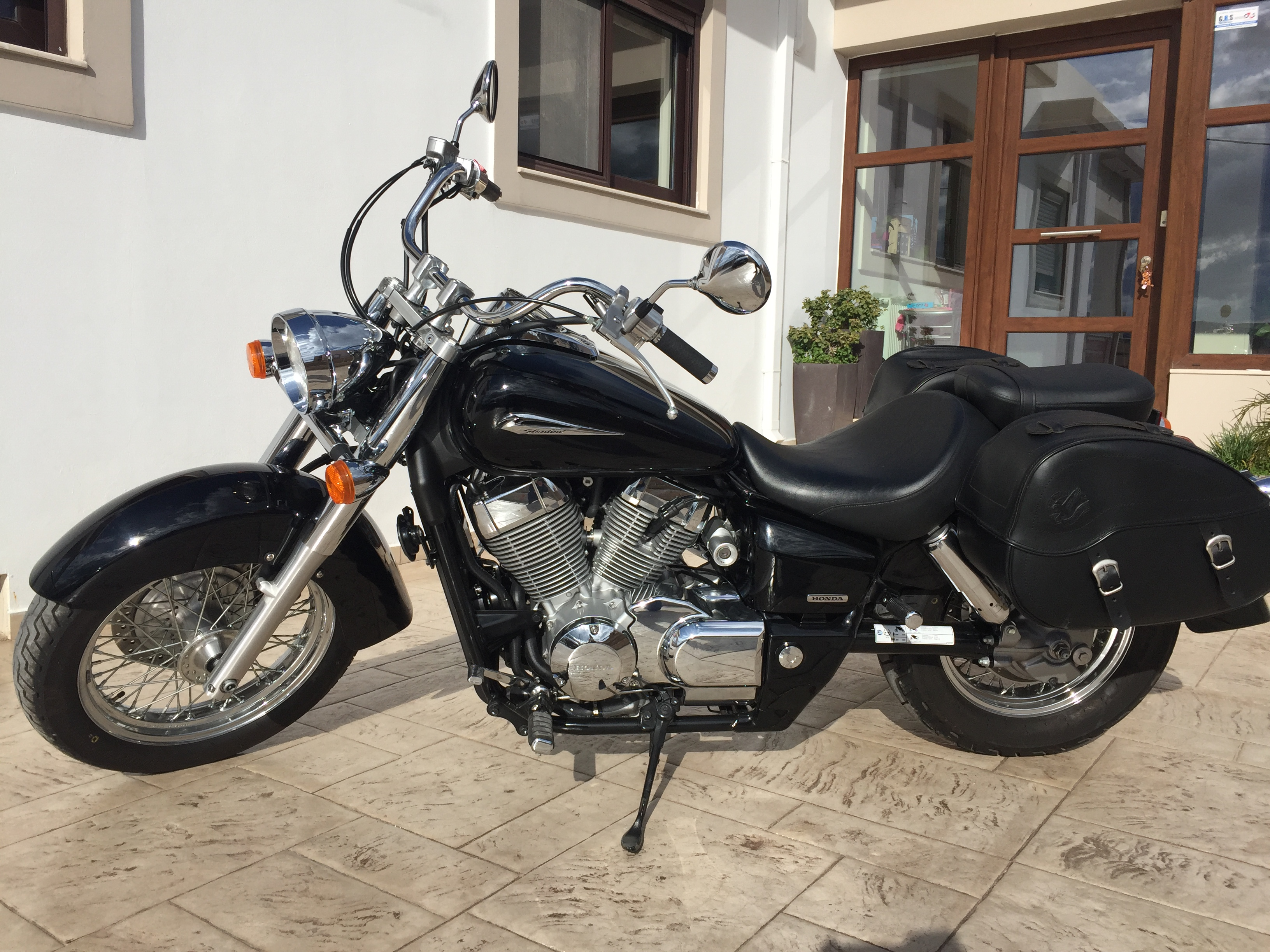 HONDA SHADOW 750CC ABS