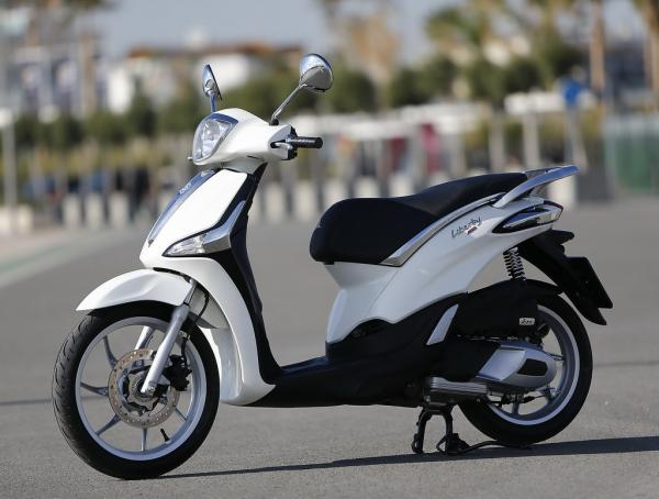 Limperty 125cc ABS NEW MODEL
