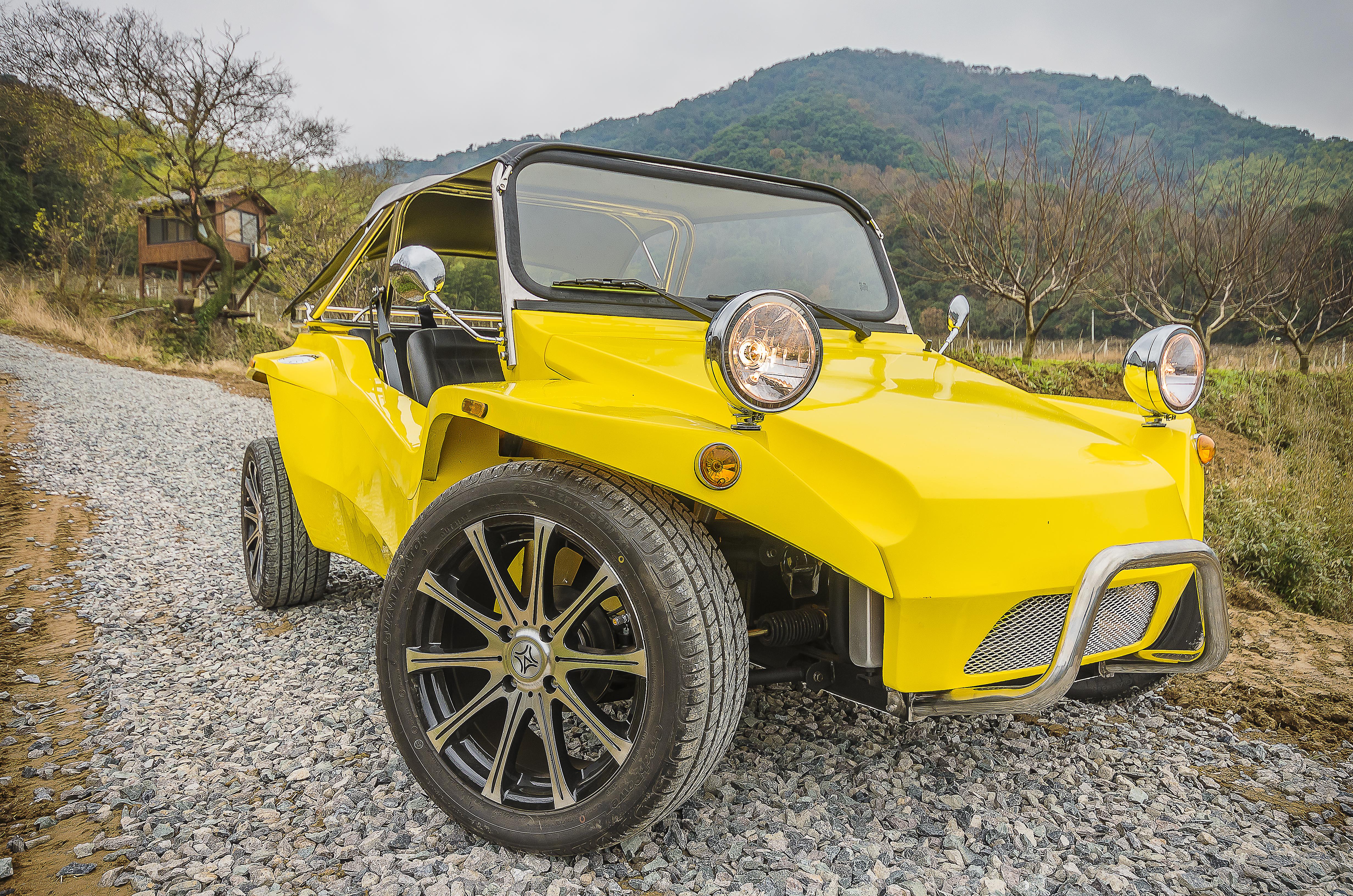 beach buggy -street buggy